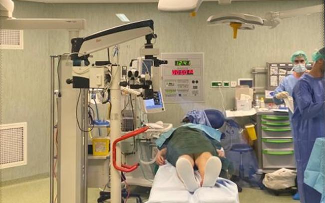 Porto | Nova sala de bloco operatório