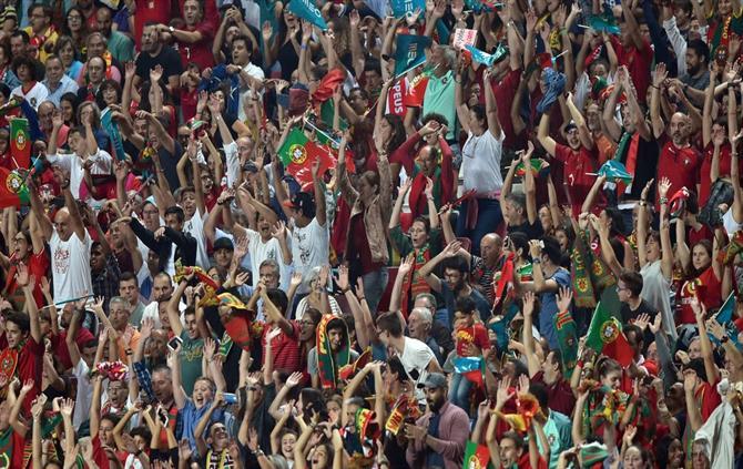 Desporto | Euro2020. Portugal-Lituânia com lotação esgotada