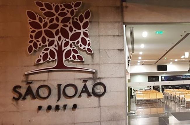 Porto | Obras no Serviço de Imuno-hemoterapia do São João
