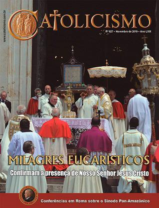 Religião | SAGRADA EUCARISTIA — Confirmações miraculosas da transubstanciação