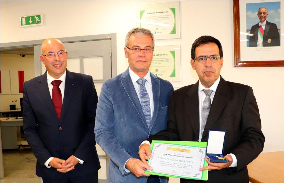 Sul | Aljezur homenageia a Universidade do Algarve