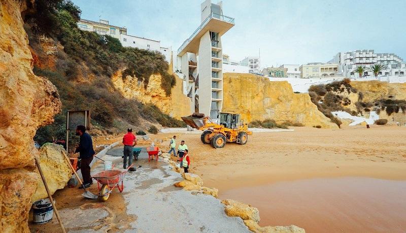 Algarve | Requalificação do Passeio Marginal de Albufeira
