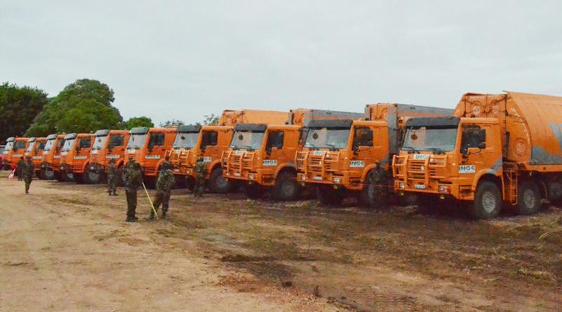 Moçambique | Danificadas duas pontes metálicas móveis de emergência