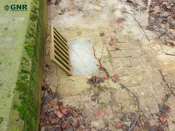 Duas empresas identificadas por descarga ilegal de águas residuais