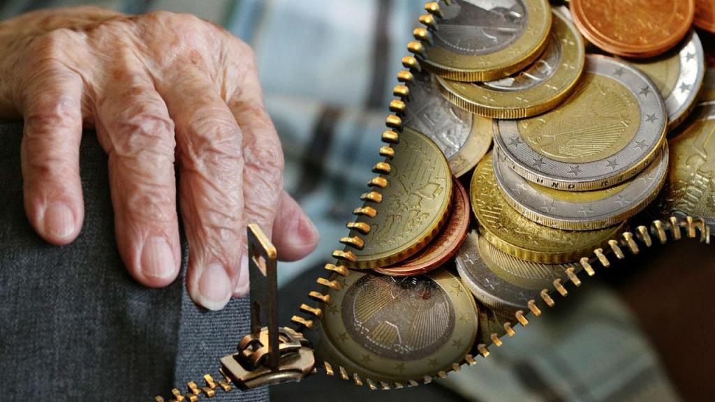 Penalização nas novas pensões antecipadas agrava-se para 15,2% em 2020