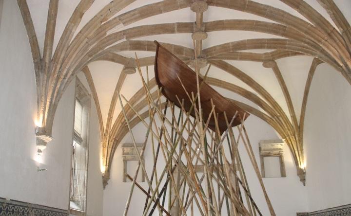 COIMBRA | Barco Bêbado é estrela da Bienal de Arte Contemporânea de Coimbra (com vídeo)