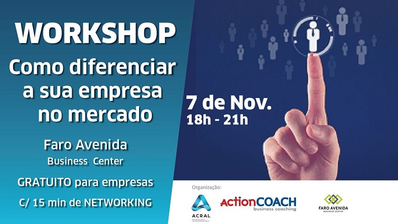 Algarve | Aprenda a diferenciar a sua empresa