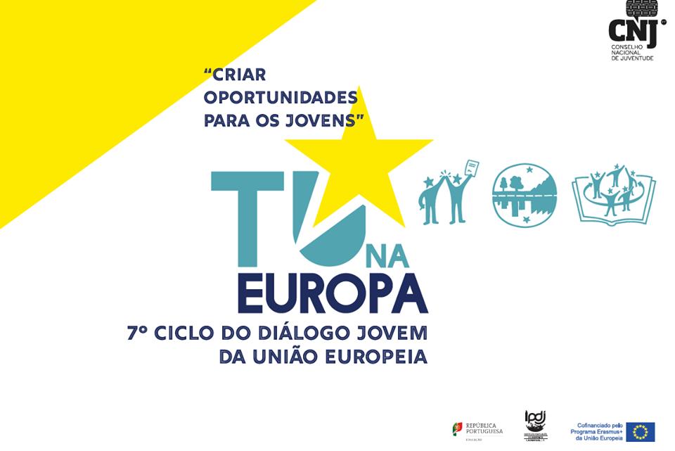 «Tu Na Europa» – Criar oportunidades para os jovens