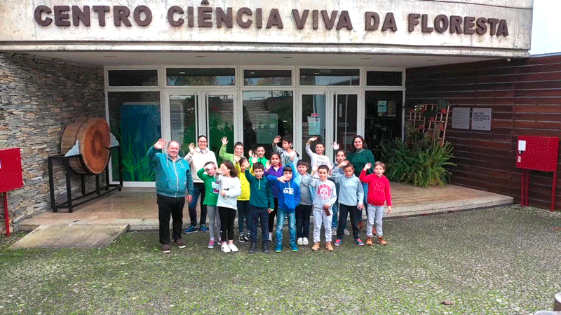 Proença-a-Nova | Alunos de Sobreira Formosa tornam-se Eco Heróis