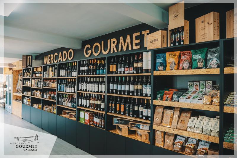 Sabores do Minho| Mercado Gourmet Valença