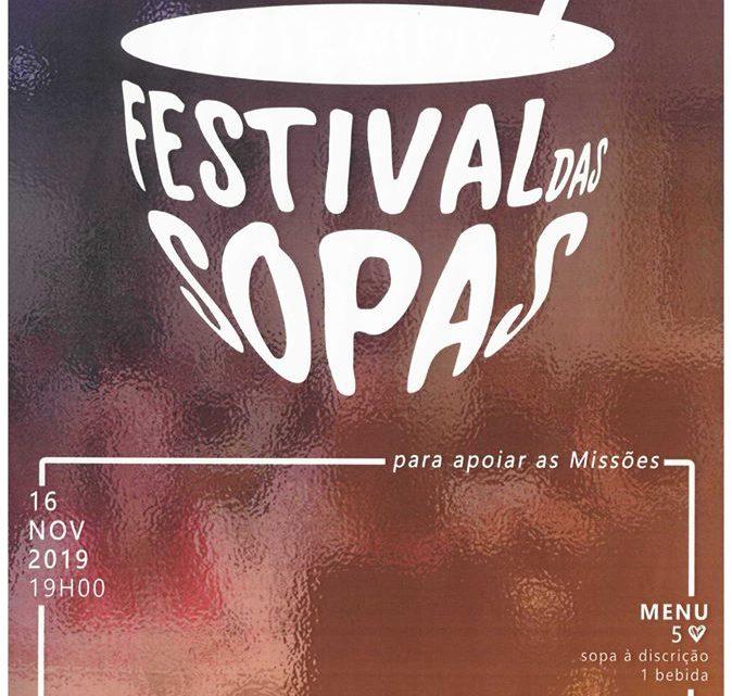 Evento| Irmãs Dominicanas promovem Festival das Sopas em Aveiro