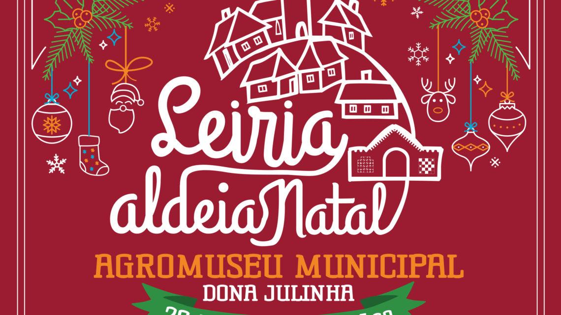 Oeste | Agromuseu Municipal Dona Julinha transforma-se em Aldeia de Natal