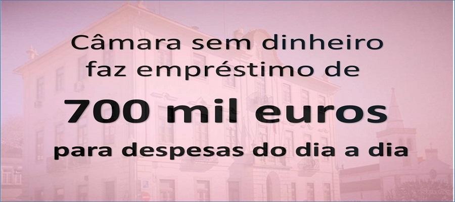 Política | Câmara de Figueiró dos Vinhos sem dinheiro para o dia a dia endivida-se em 700 mil euros