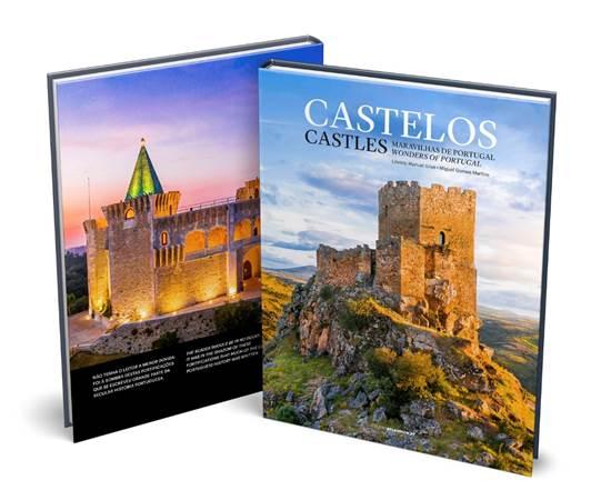 Castelo de Porto de Mós em destaque na nova publicação da Centro Atlântico