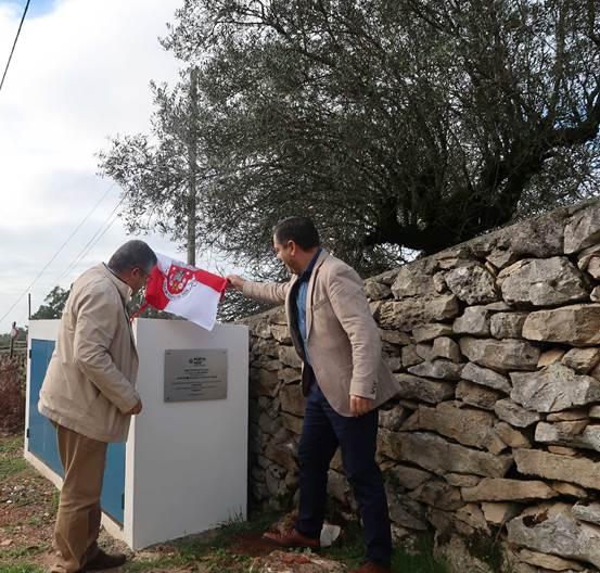 Porto de Mós | Serviço de abastecimento de água melhorado em São Bento