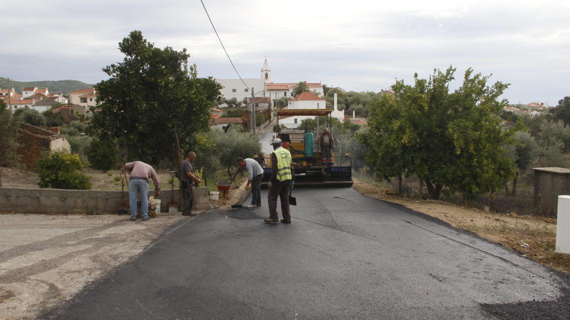 Proença-a-Nova | Município investe quase meio milhão de euros em estradas municipais