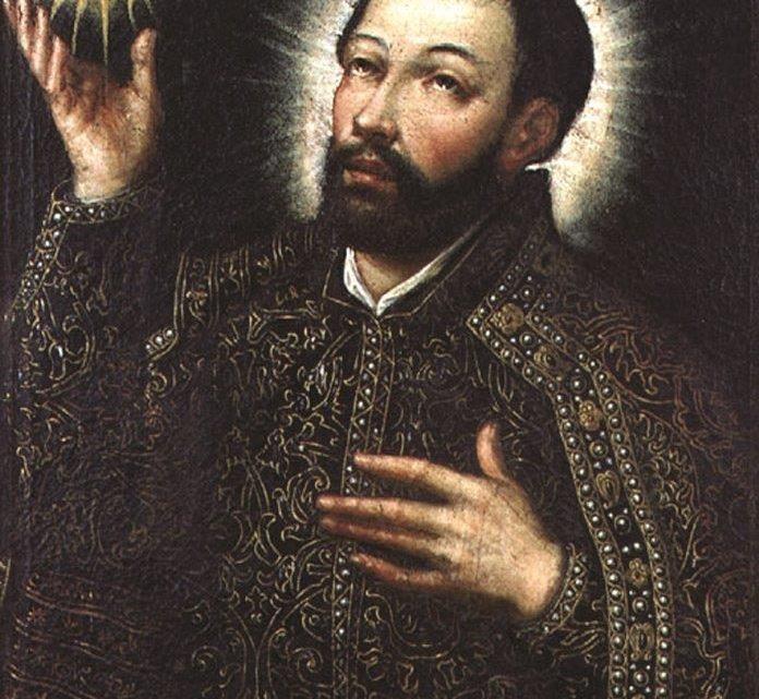 Religião | São Francisco Xavier, Apóstolo do Oriente e taumaturgo