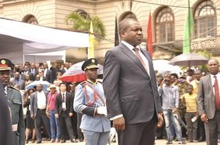 Moçambique | Filipe Nyusi volta a tomar posse a 15 de Janeiro