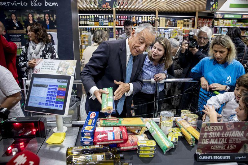 Banco Alimentar recolhe mais de mil toneladas no primeiro dia de campanha. Hoje ainda pode dar o seu contributo
