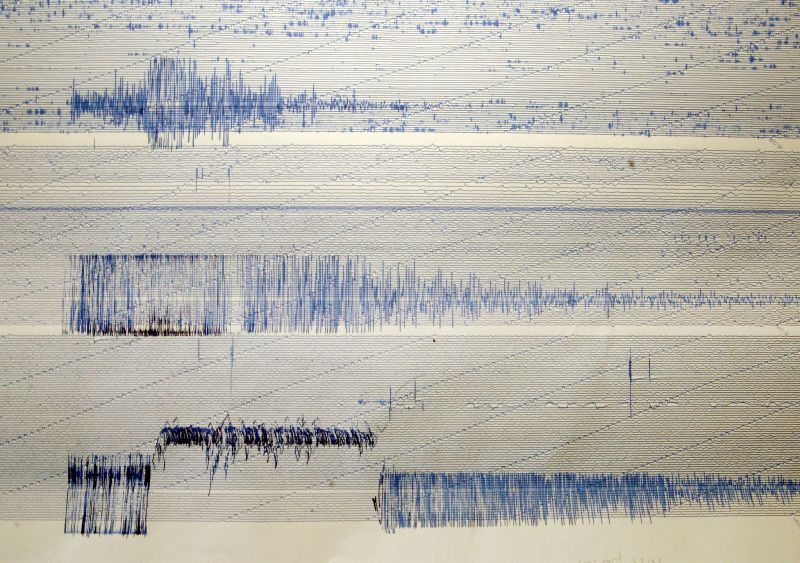Faial continua a tremer. Sismo de magnitude 3,1 na escala de Richter registado ao largo da ilha