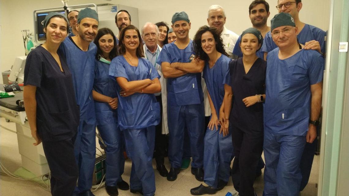 SAÚDE | Cardiologia do Hospital da Luz Coimbra realiza intervenção valvular complexa com a utilização de avançados meios de ecografia
