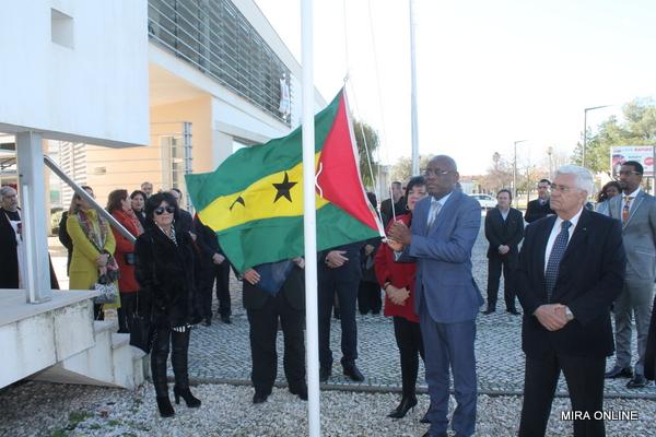 Região Centro   Consulado de S. Tomé e Príncipe para a Região Centro foi inaugurado em Cantanhede