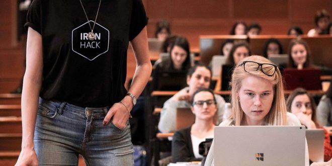 Ironhack abre cursos para quem procura emprego na área tecnológica