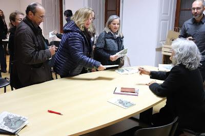 Livro da 2ª edição do Prémio Literário Pedro da Fonseca apresentado na Casa das Associações
