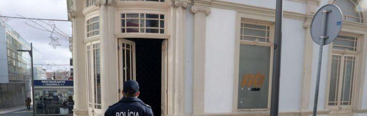 Homem disparou mais de dez tiros contra entrada de discoteca na Figueira da Foz