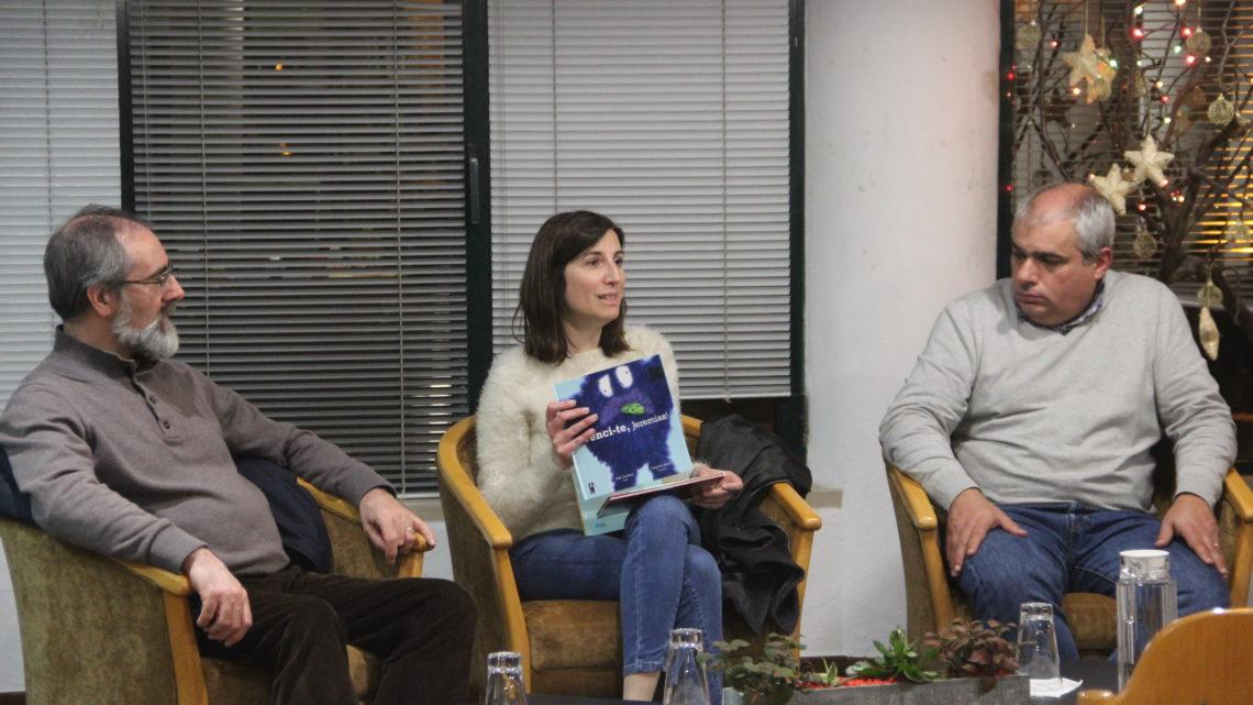 Proença-a-Nova | Clube de Leitura recebeu Inês Cardoso na última sessão do ano