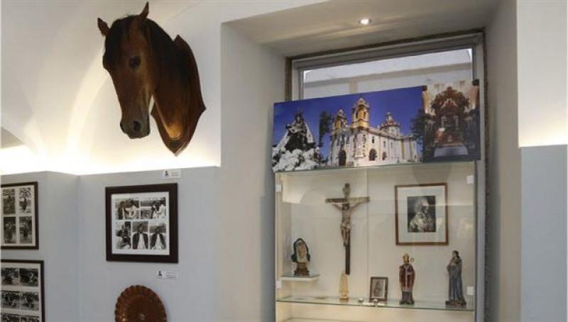 Reguengos de Monsaraz | MUSEU MESTRE BATISTA, EM REGUENGOS DE MONSARAZ, RECEBEU ESPAÇO DEDICADO À RELIGIÃO E FÉ DO CAVALEIRO TAUROMÁQUICO