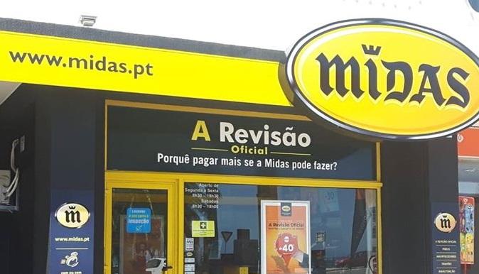 Algarve | Midas abre oficina em Portimão