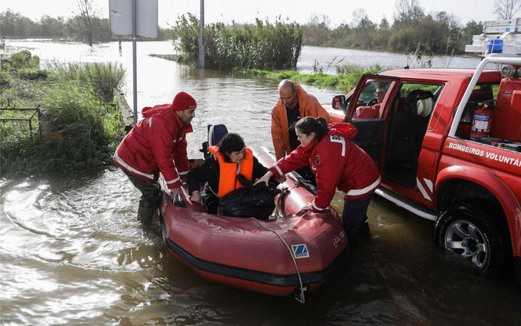 Câmara de Coimbra pede evacuação das localidades entre Bencanta e Ameal