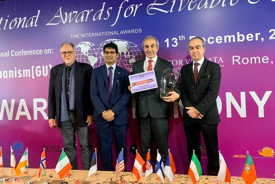 Águeda vence os LivCom Awards e é reconhecido como um dos melhores municípios para viver