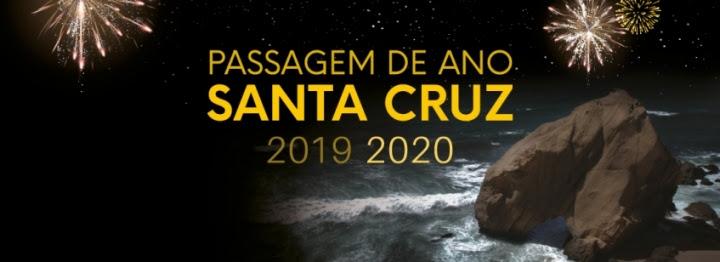 """SANTA CRUZ DE """"BRAÇOS ABERTOS"""" PARA A PASSAGEM DE ANO"""