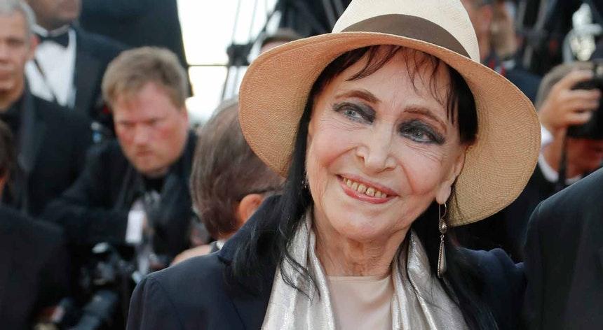 Obituário | Morreu a atriz Anna Karina, ícone da Nouvelle Vague francesa