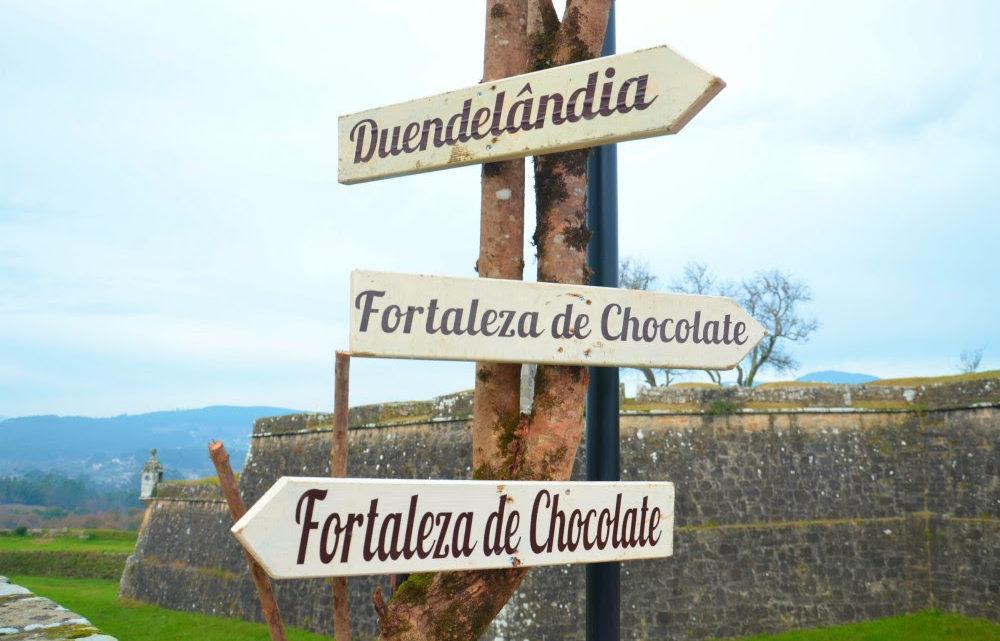 Norte   Valença Já pensa na edição de 2020 da Fortaleza de Chocolate