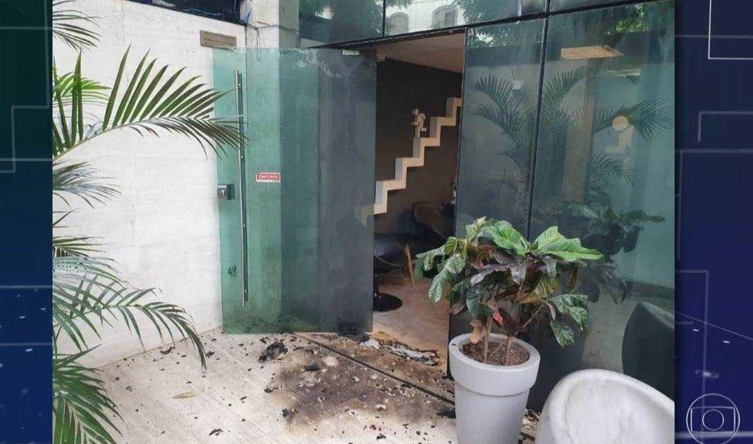 Sede da Porta dos Fundos atacada com 'cocktails molotov'