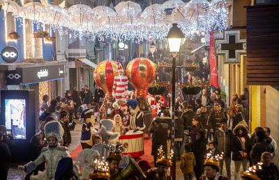 """Natal em Águeda foi """"um enorme sucesso"""""""