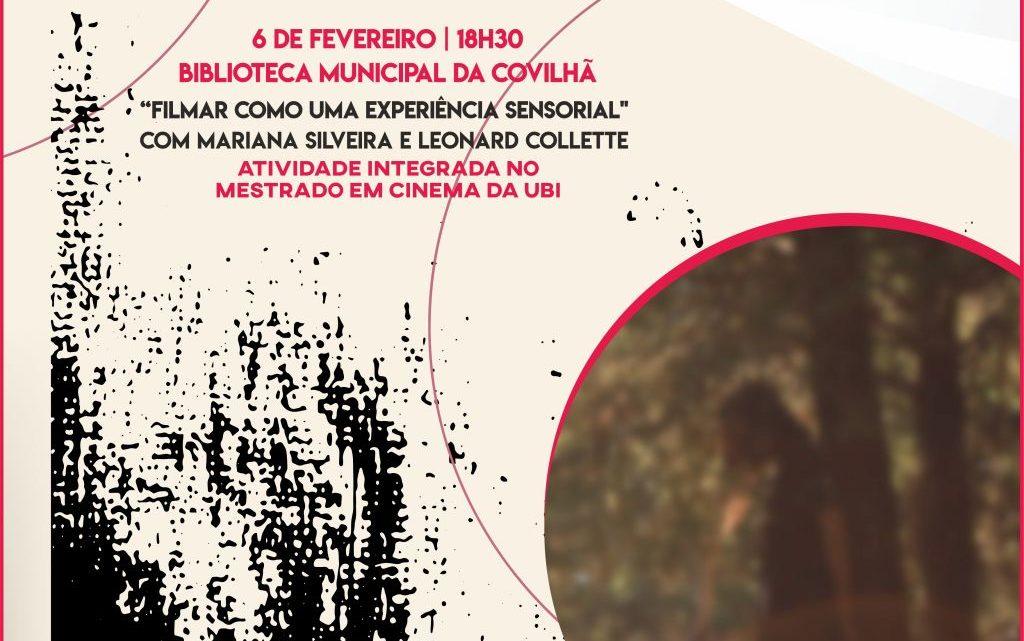 Covilhã |TERTÚLIA DE CINEMA NA BIBLIOTECA MUNICIPAL