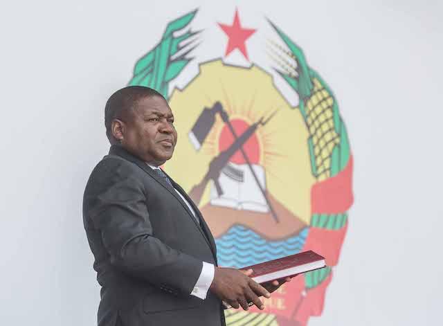 Presidente Nyusi vangloria-se de pagar dívidas inconstitucionais