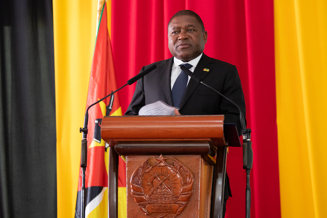 """Presidente Nyusi anuncia muitas """"novas caras"""", mais mulheres e jovens no seu Governo"""