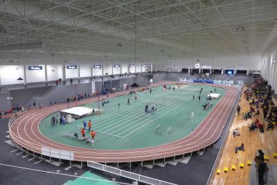 Norte   Pista de Atletismo está de volta ao Altice Forum Braga