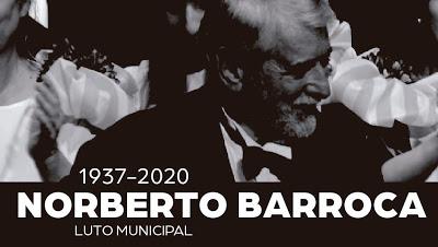 Obituário | BARROCA PARA SEMPRE