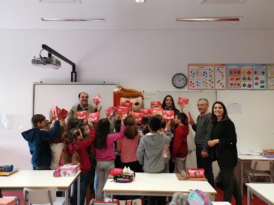 Gaspar visita alunos de Alvaiázere, Plano de Combate ao Insucesso Escolar da Região de Leiria