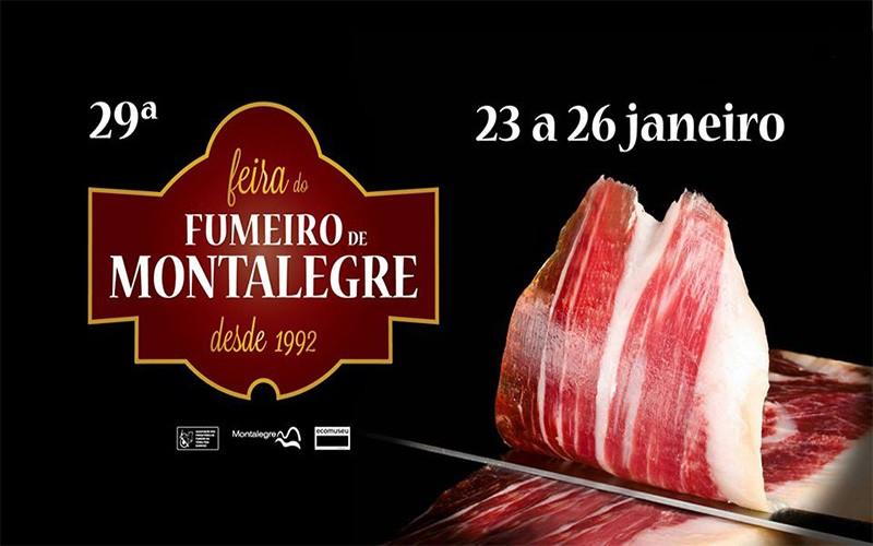 FEIRA DO FUMEIRO DE MONTALEGRE REALIZA-SE DE 23 A 26 DE JANEIRO