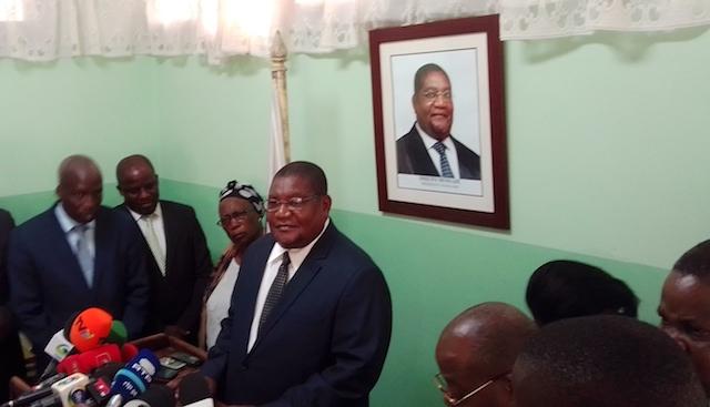 """Presidente da Renamo espera que Moçambique """"viva em Paz e reconciliado"""" em 2020"""