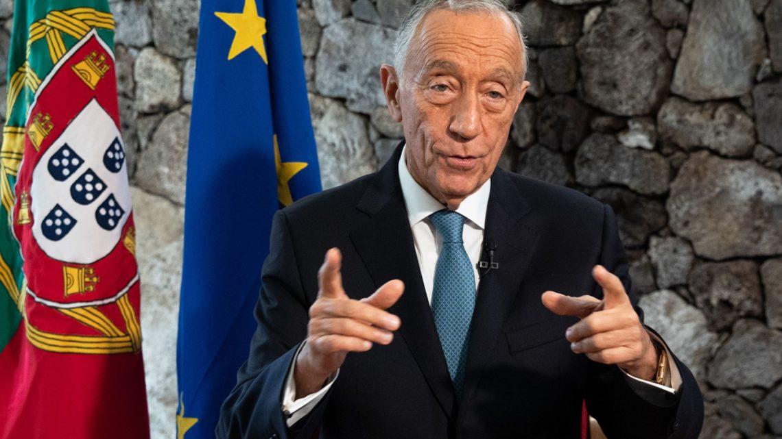Marcelo foi eleito há 4 anos. Presidente avisa que não pode haver crises no seu último ano de mandato