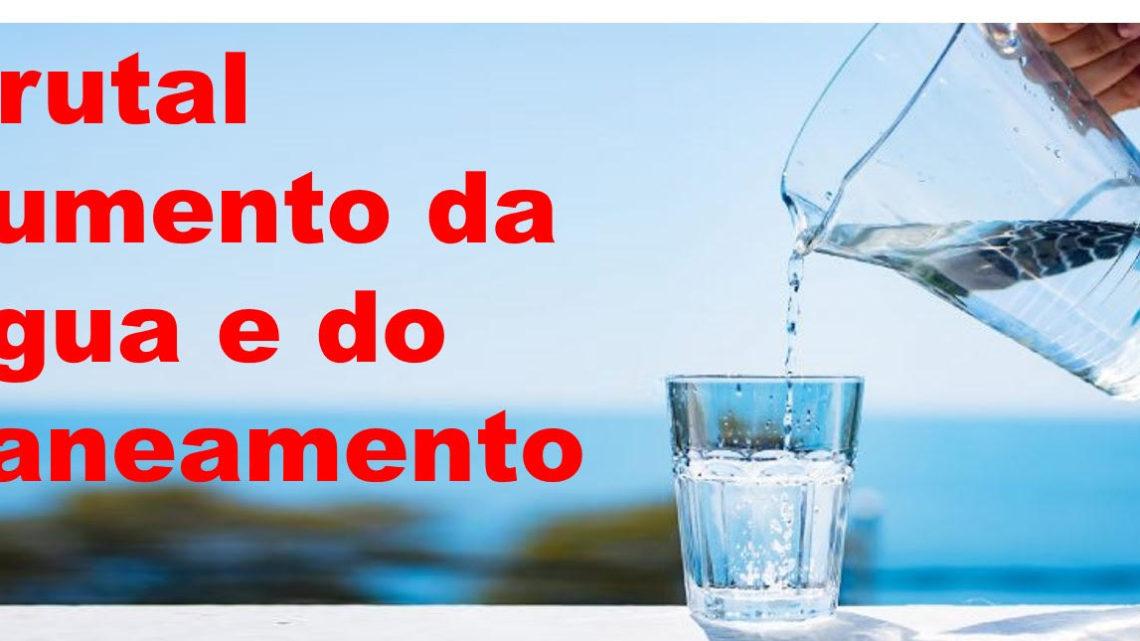 PSD é contra o aumento brutal da água e saneamento em Figueiró dos Vinhos