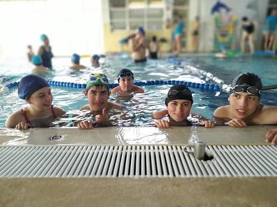 Desporto adaptado: 1.ª Concentração de natação adaptada de Desporto Escolar reúne 80 alunos